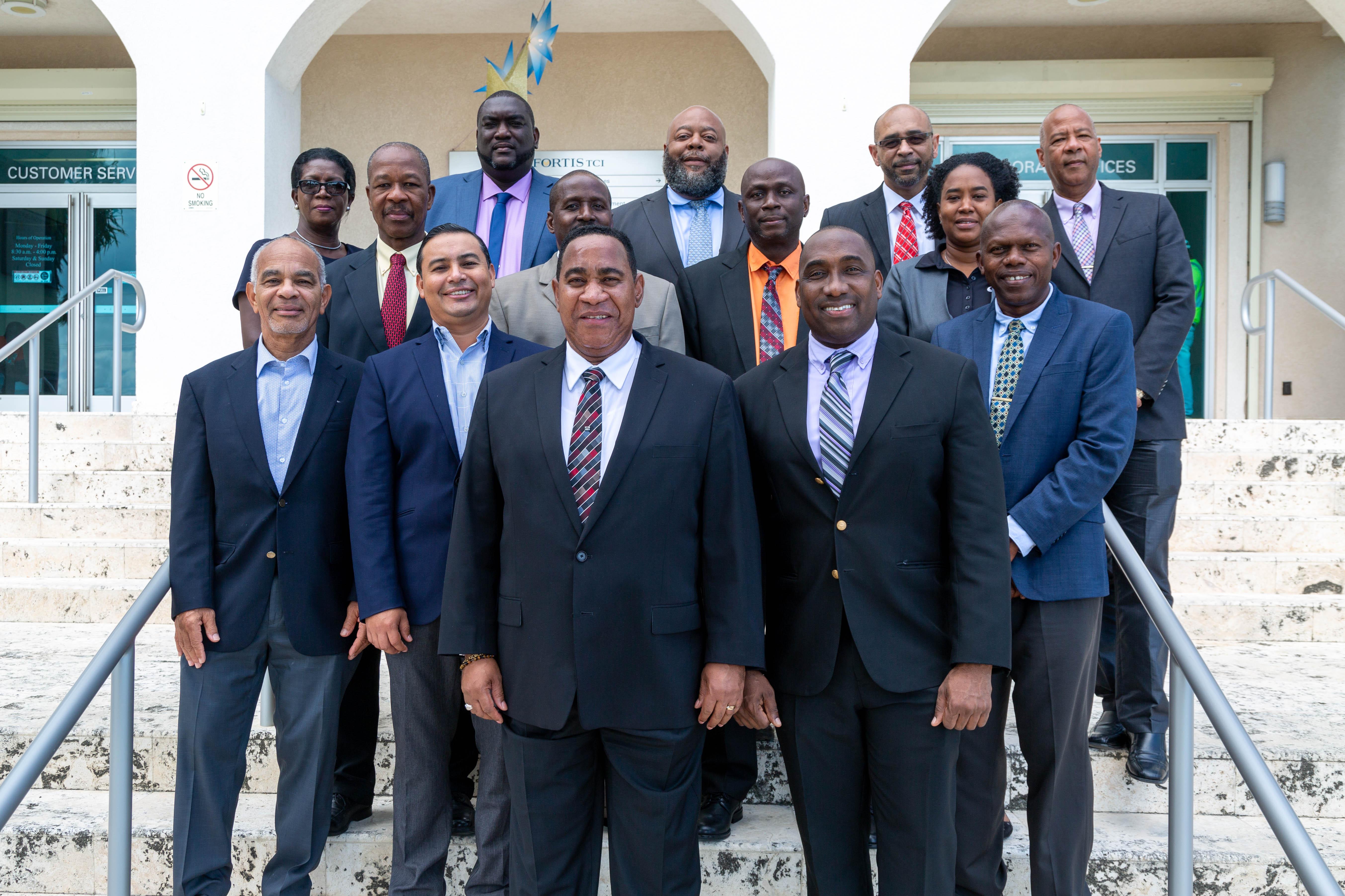 CARILEC Board of Directors Meet in Turks and Caicos