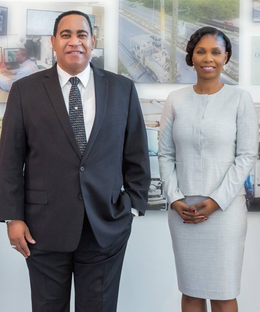 FortisTCI President & CEO Eddinton Powell to Retire and is Succeeded by Senior VP of Corporate Services & CFO Ruth Forbes