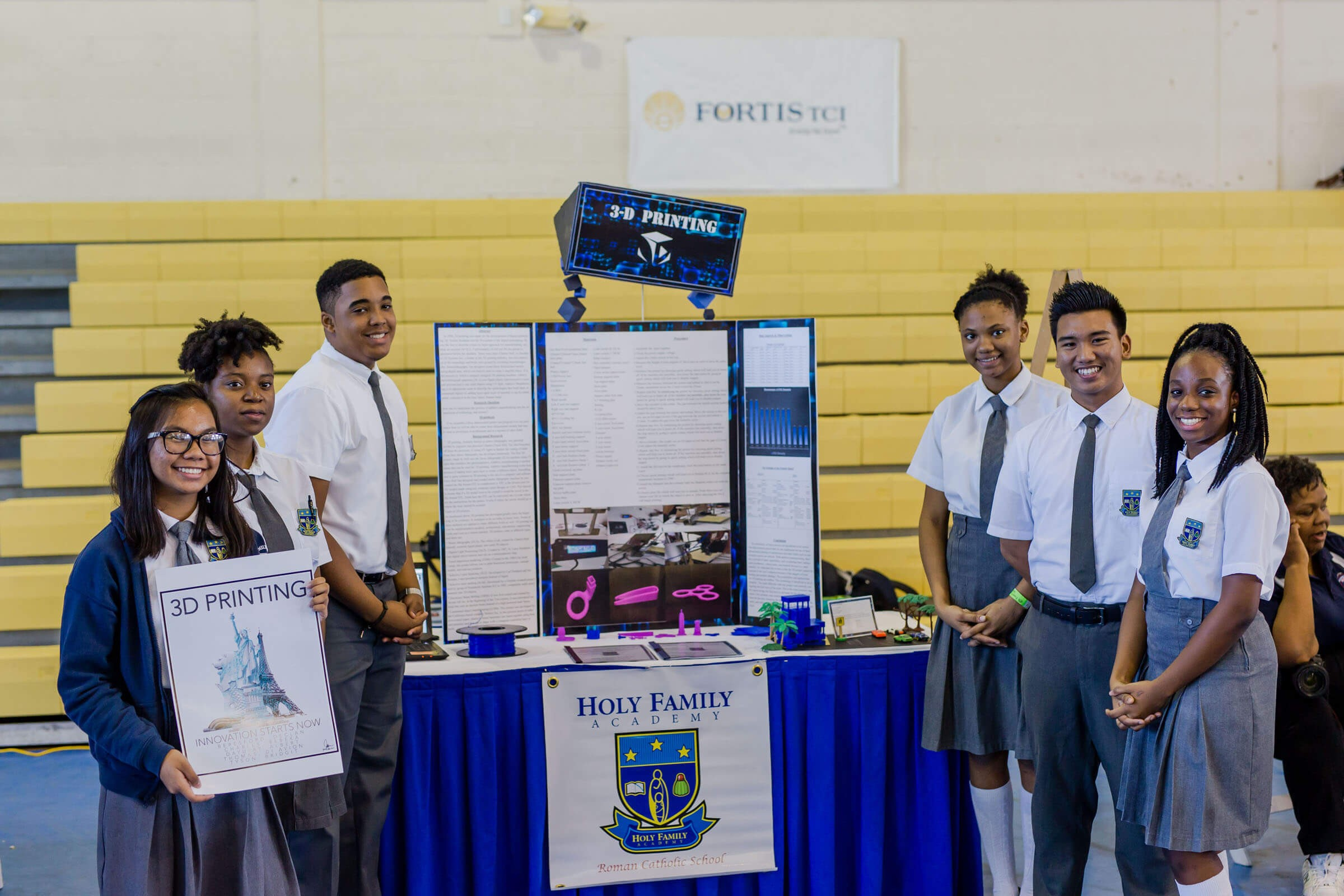 8th Annual FortisTCI National Science & Technology Fair Prepares Students for International Competition