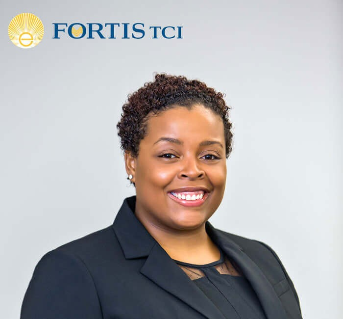 FortisTCI Appoints Turks and Caicos Islander Miss Alexandria Missick to Director of Legal Services