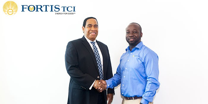 Turks and Caicos Islander and FortisTCI Employee Daylon Joseph  Undertakes Temporary Employment in Canada with Fortis Group of   Companies