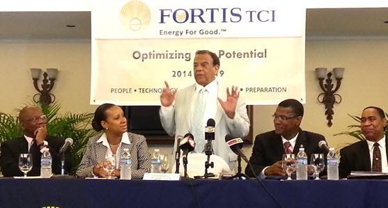FortisTCI Charts Future Strategic Path to Success