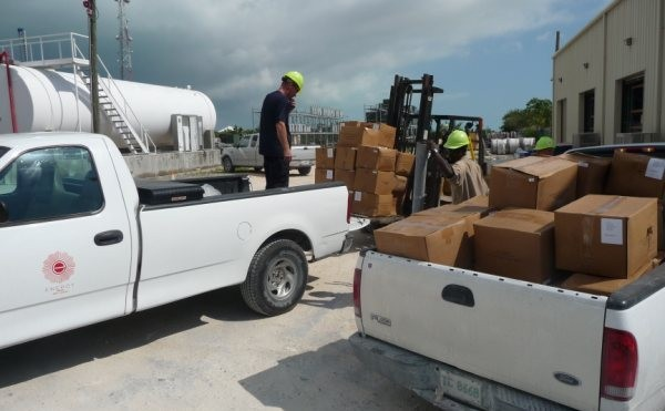 Provo Power Company (PPC) Ltd. Joins Forces with the TCI Salvation Army and Fire Fighter Volunteers
