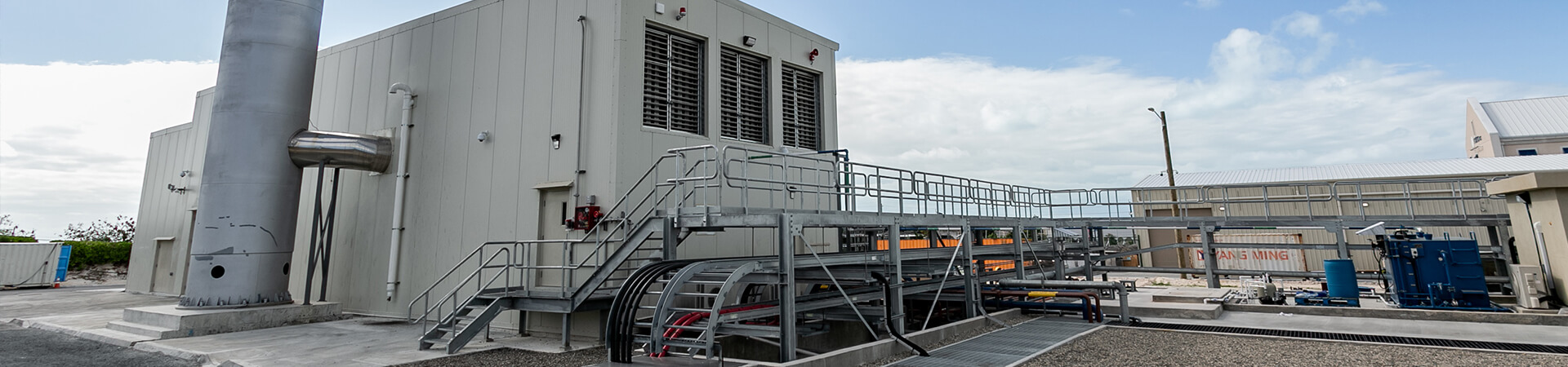 Fortis power supply company in TCI