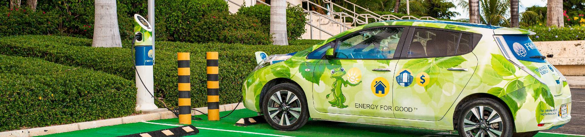 Electric Vehicle Charging Station Pilot Project