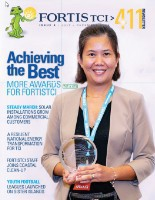 FortisTCI 411 Issue 4 July - December 2018