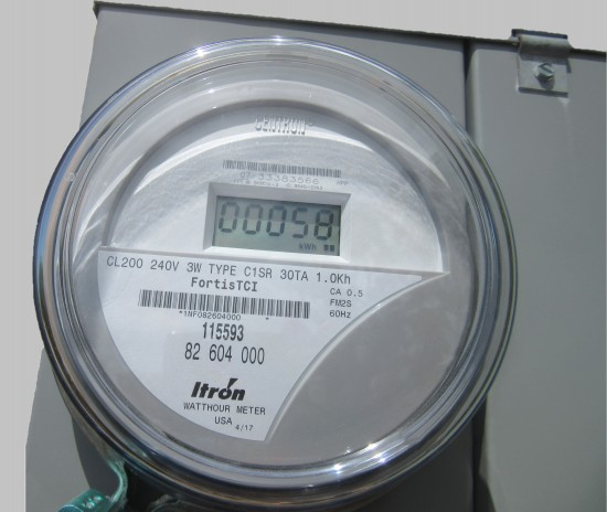 Reading Your Meter