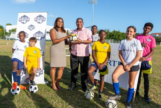FortisTCI And TCIFA Announce Expanded Sponsorship Of Youth Football And Introduce Elite Youth League