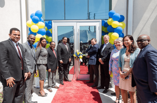 FortisTCI Officially Opens New 'Operations and Engineering Center'