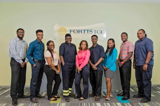 The TCI Future Workforce Explores FortisTCI through Summer Internship Programs