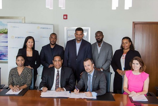 FortisTCI Limited Partners With the Rocky Mountain Institute (RMI) and  Carbon War Room (CWI) on Turks and Caicos Islands Renewable Energy  Effort