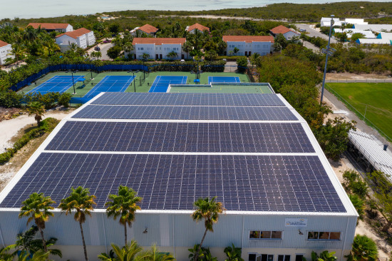FortisTCI Adds More Solar with Partners Graceway Sports Centre and H2O Lifestyle Resort