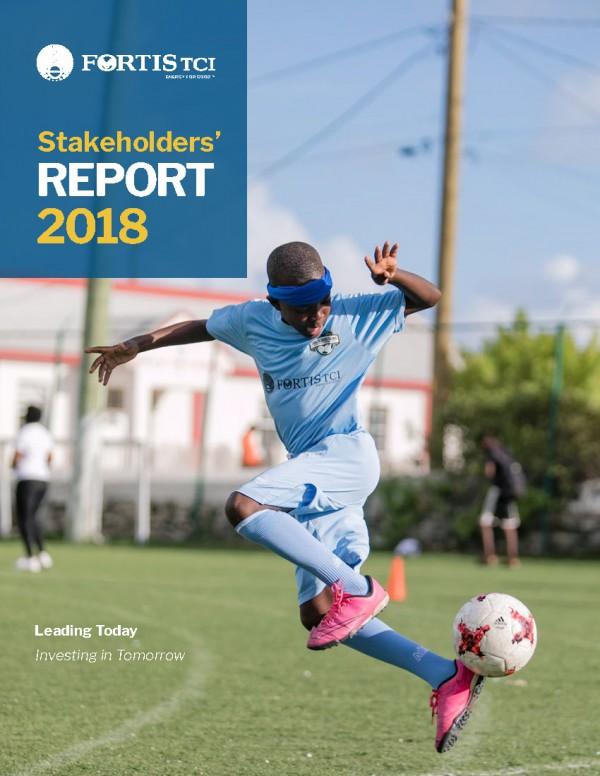 2018 Stakeholder Report