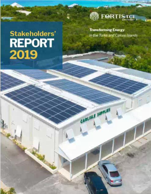2019 Stakeholder Report
