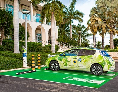 EV AND CHARGING STATION PILOT PROJECT